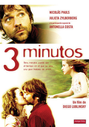3 minutos (dvd)-8420172054281