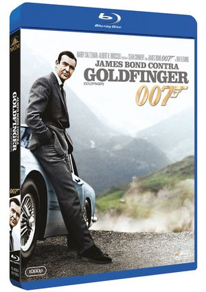 james bond contra goldfinger (blu-ray)-8420266945501