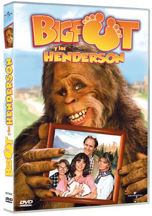 bigfoot y los henderson-5050582759365