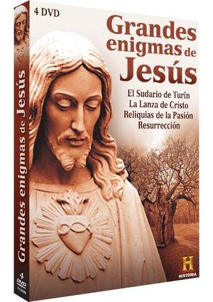 pack grandes enigmas de jesus (dvd)-8436022298019