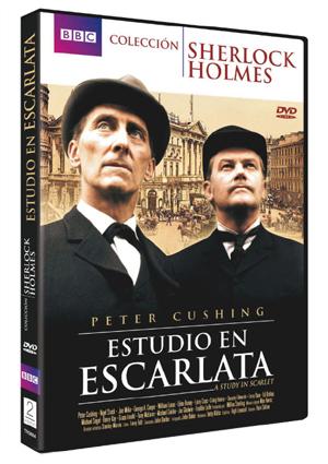 estudio en escarlata: coleccion sherlock holmes (dvd)-8436022297753
