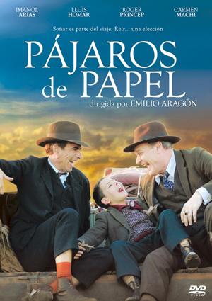 pajaros de papel (dvd)-8420266952219