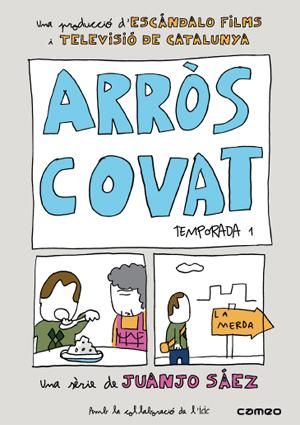 arros covat: temporada 1 (version en catalan) (dvd)-8436027578048