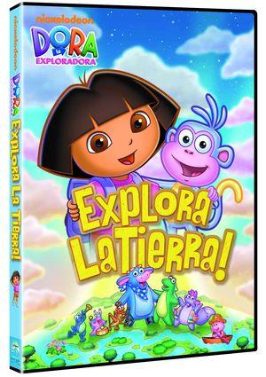 dora, la exploradora: dora explora la tierra (dvd)-8414906893642