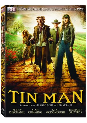 tin man ( mago de oz ) (dvd)-8436022299870