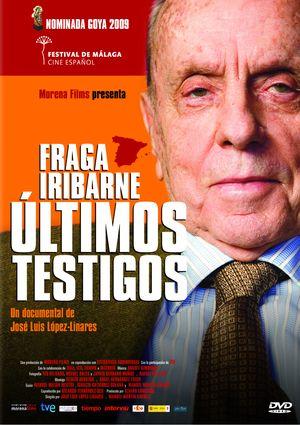 fraga iribarne, ultimos testigos (dvd)-8436022299788