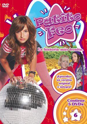patito feo: primera temporada. parte 6 (dvd)-8420266956446