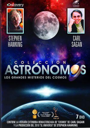 coleccion astronomos (dvd)-8436022298675