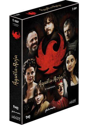 aguila roja: 3ª temporada (dvd)-8421394535305