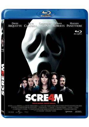 scream 4 (blu-ray)-8435153709654