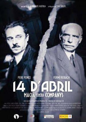 14 dabril (catalan) (dvd)-8436535540643