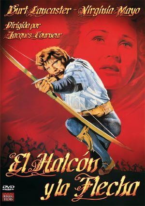 el halcon y la flecha (dvd)-8436037887444