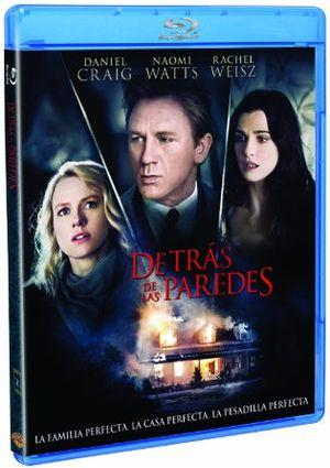 Detras De Las Paredes Blu Ray De Jim Sheridan 5051893095845
