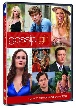GOSSIP GIRL: TEMPORADA 4 COMPLETA (DVD) de - 5051893099072, comprar ...