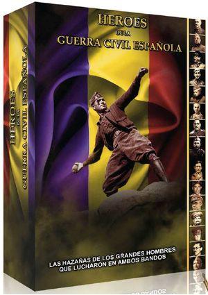 heroes de la guerra civil española (dvd)-8436022303607