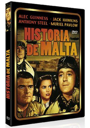 historia de malta (dvd)-8436022304253