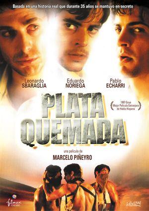 plata quemada (dvd)-8421394537262
