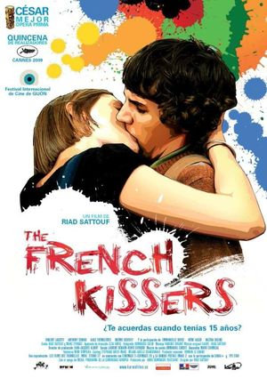 the french kissers (dvd)-8437010734168