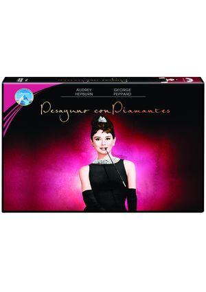 desayuno con diamantes: edicion horizontal (dvd)-8414906718686