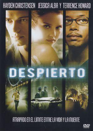 despierto (dvd)-8435175961832