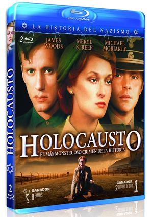holocausto (blu-ray)-8436022305908