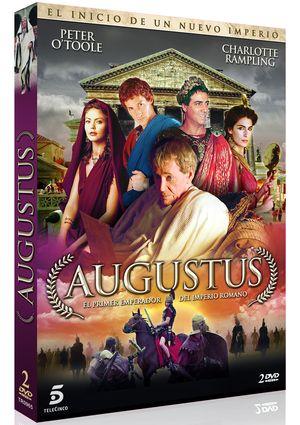 augustus: el primer emperador (dvd)-8436022305434