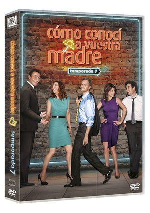 como conoci a vuestra madre: temporada 7 (dvd)-8420266965356