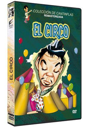 el circo (dvd)-8414533086035
