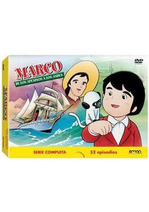 marco (2012) (dvd)-8435153723919