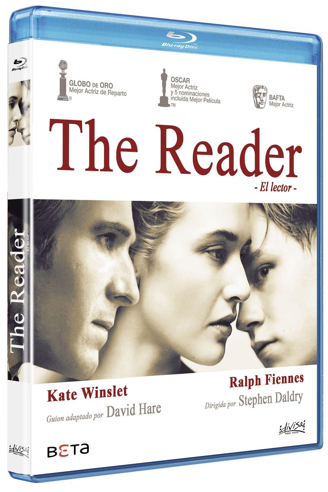 the reader (el lector) (blu-ray)-8421394400788