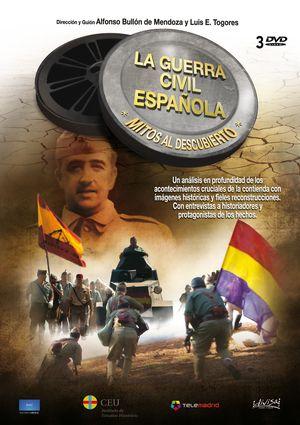 la guerra civil española: mitos al descubierto (dvd)-8421394539389