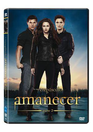 amanecer  parte 2 (dvd)-8435175963263