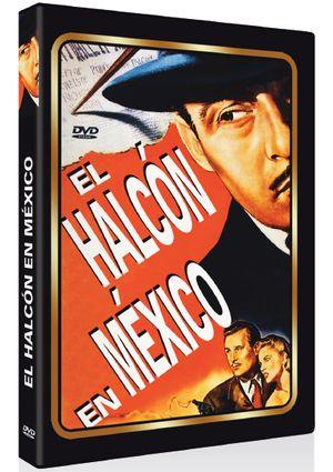el halcon en mexico (dvd)-8436022307940