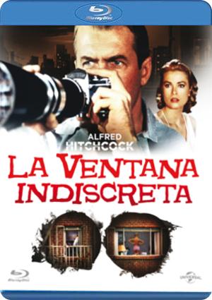La Ventana Indiscreta Blu Ray De Alfred Hitchcock 8414906920867