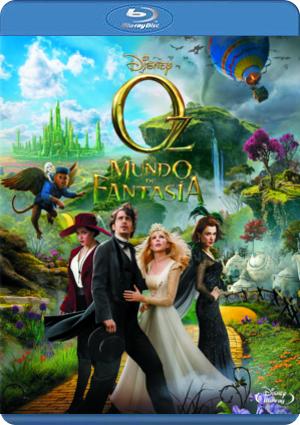 oz, un mundo de fantasia (blu-ray)-8717418383077
