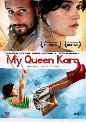 my queen karo (dvd)-8437010734991