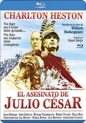EL ASESINATO DE JULIO CESAR (BLU-RAY) de Stuart Burge ...