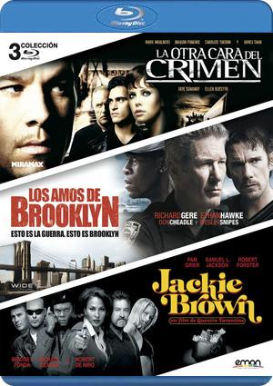 otra cara del crimen+amos de brooklyn+jackie brown (blu-ray)-8435153735127