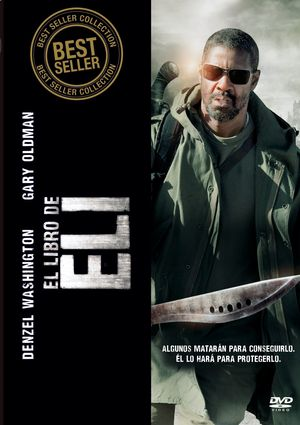 el libro de eli (dvd)-8414533088602