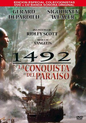1492: la conquista del paraiso (dvd+bso)-8436008817852