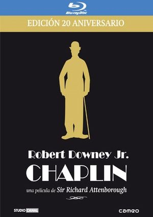 chaplin: edicion 20 aniversario (blu-ray)-8436540903471
