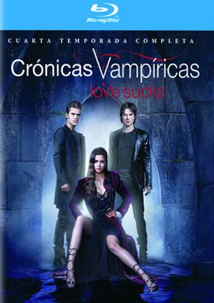 cronicas vampiricas: cuarta temporada completa (blu-ray)-5051893156591