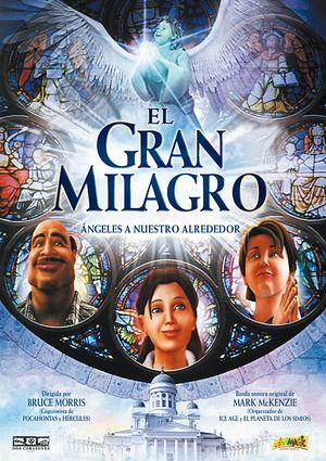 el gran milagro (dvd)-8421394540910