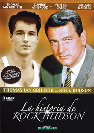 la historia de rock hudson (dvd)-8436022313156