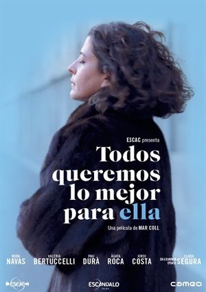 todos queremos lo mejor para ella (dvd)-8436540904256