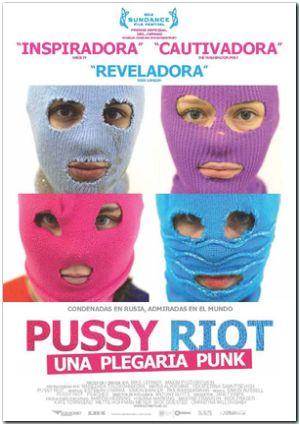 pussy riot, una plegaria punk (dvd)-8437010736223