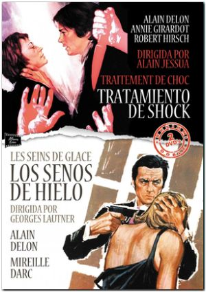 pack tratamiento de shock - los senos de hielo (dvd)-8436541007406