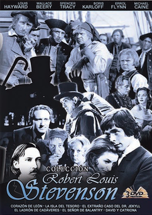 coleccion robert louis stevenson (dvd)-8436022315150