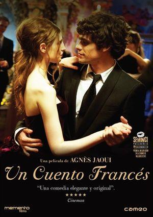 un cuento frances (dvd)-8436540905222