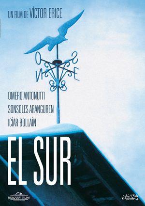 el sur (dvd)-8421394543102
